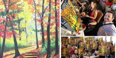 Step into Fall Painting Event at Ballast Point Miramar