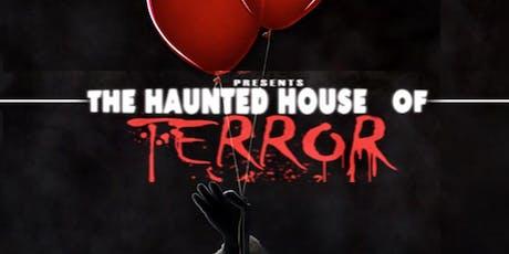 Bemis Haunted House tickets
