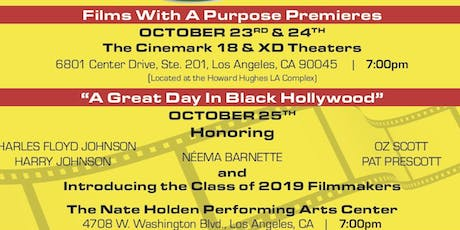 "Black Hollywood Education Resource Center- ""A Great Day In Black Hollywood"" tickets"