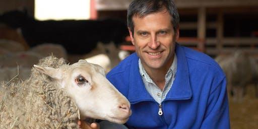 Veganic Farming: Gene Baur