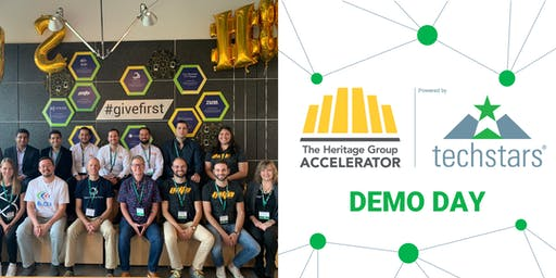 The Heritage Group Accelerator, Powered by Techstars Demo Day