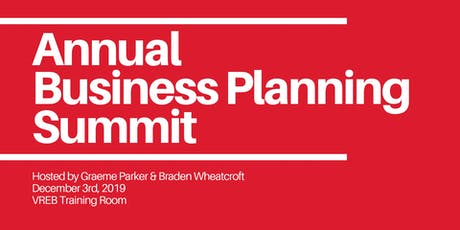 Annual Business Planning Summit tickets
