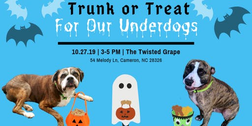 Trunk-or-Treat Gets Twisted For Our Underdogs