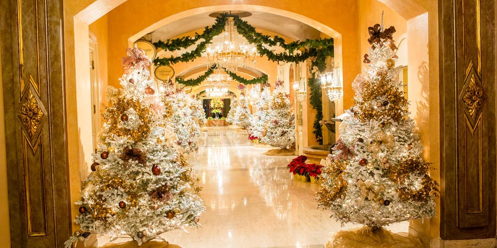Christmas In New Orleans.Christmas Day Brunch At Royal Sonesta New Orleans Tickets