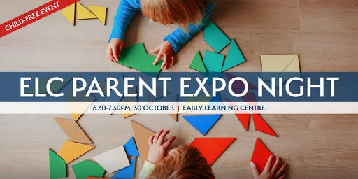 Early Learning Centre Parent Expo Night
