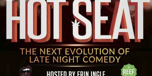 Hot Seat November Edition
