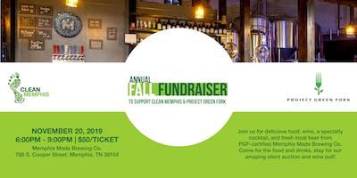 Clean Memphis Fall Fundraiser