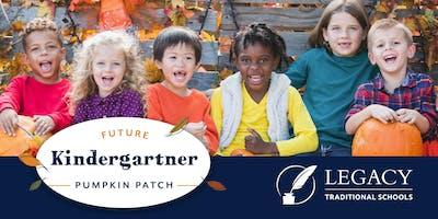 Future Kindergartner Pumpkin Patch (Laveen)