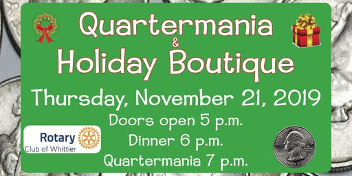Quartermania Whittier