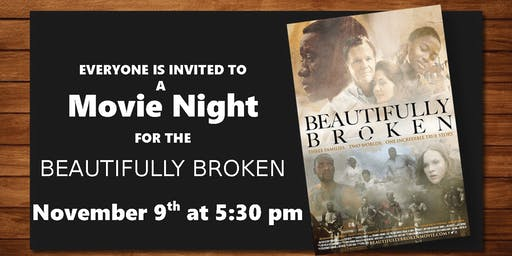 MCBC Movie Night- Beautifully Broken