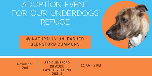 Naturally Unleashed Adoption Event