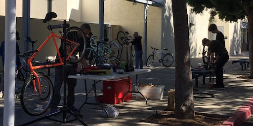ReCycle Bike Drive! Volunteers needed to help with donated bikes