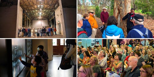 History Festival Ideas Exchange, Penola