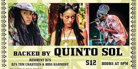 Dub Club with Alika, Tuff Like Iron, Incient Rootsman, Sabrina Soul tickets