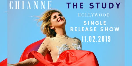 CHIANNE- SINGLE RELEASE SHOW  @THE STUDY tickets
