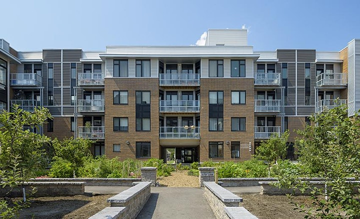 Sustainable Housing Tour with Cahdco & CSV Architects image