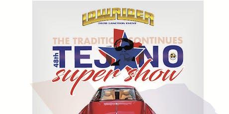 48th Tejano Super Show tickets