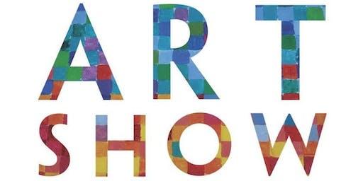 Nature Sketch Art Show- In Partnership w the Bateman Foundation