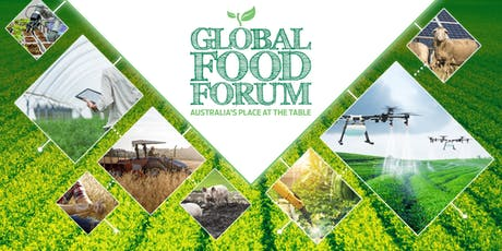 The Australian Global Food Forum 2020 tickets