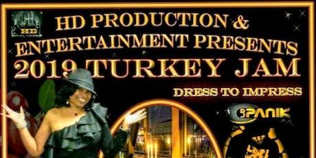 HD's  Thanksgiving Turkey Jam tickets