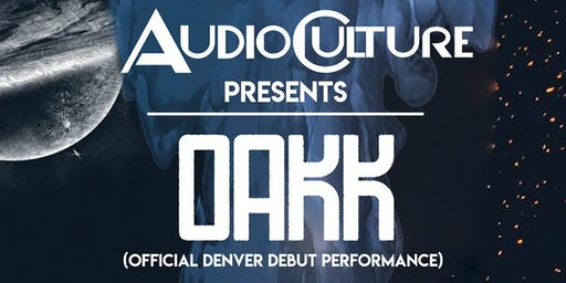 Audioculture Presents: OAKK, Leet, David Warren, Bass Battle Champion