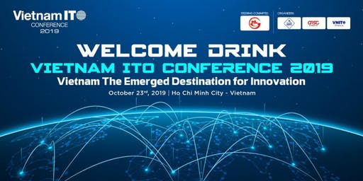 Vietnam ITO Conference 2019 - Welcome Drink Session