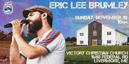 Eric Lee Brumley concert