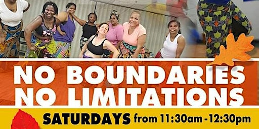 No Boundaries!!!! No Limitations!!!!