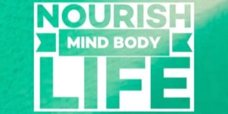 Nourish Noosa Lux Day Mind, Body and Life tickets