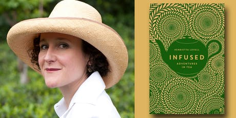 Henrietta Lovell with Gilbert Pilgram - Infused tickets