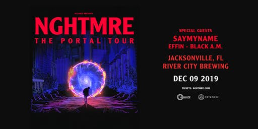 Alliance Presents: NGHTMRE - The Portal Tour - Jacksonville, FL