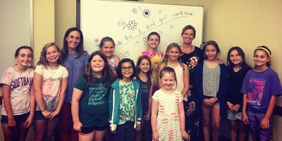 "Young Girls ""Puberty & Self Esteem Workshop"