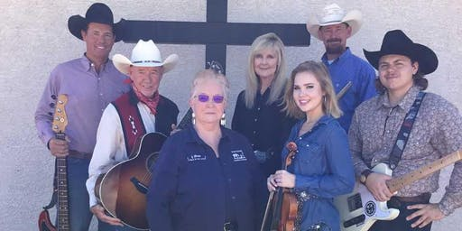 Premier Concert 2 - Holiday Hoedown feat John Montgomery & AZ Wildflowers