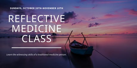 Reflective Medicine Series tickets