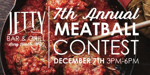 7th Annual Meatball Contest
