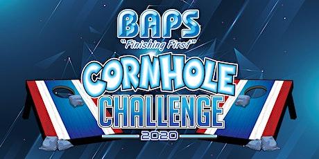 BAPS Fan Cornhole Challenge at Racing Xtravaganza 2020 tickets