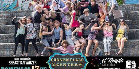 CONVENTILLO CENTER - Obra de teatro entradas