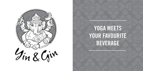 Yin and Gin tickets