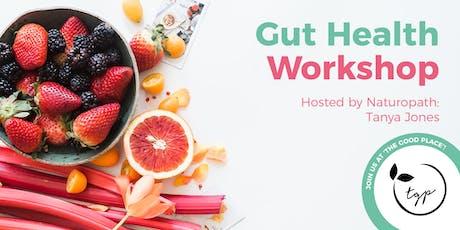 The Gut Health Workshop tickets