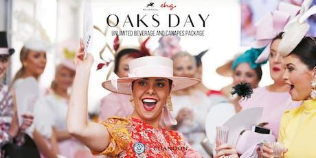 Bells Hotel Oaks Day tickets