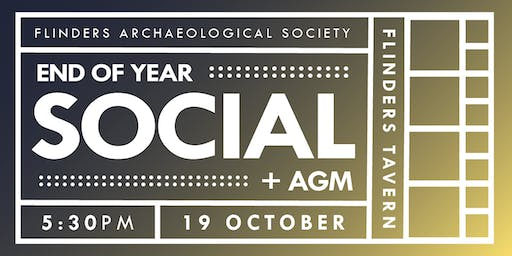 ArchSoc End of Year Social and AGM