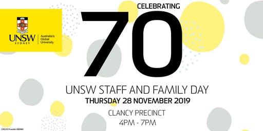 UNSW Staff & Family Day