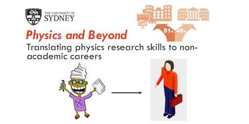 Physics Career Talk