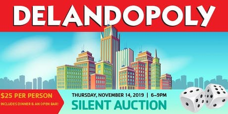 DeLand Family YMCA Silent Auction tickets