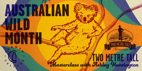 Two Metre Tall Masterclass with Ashley Huntington tickets
