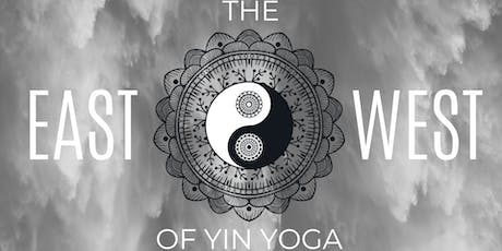 The East & West of Yin Yoga | An Immersive Intensive tickets