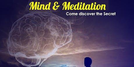 Mind & Meditation tickets