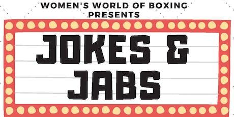 Jokes & Jabs tickets