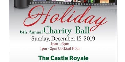 6th Annual Holiday Charity Ball 2019