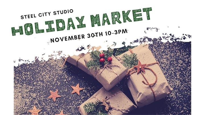 Christmas City Studio.Steel City Studio Holiday Market Tickets Sat 30 Nov 2019